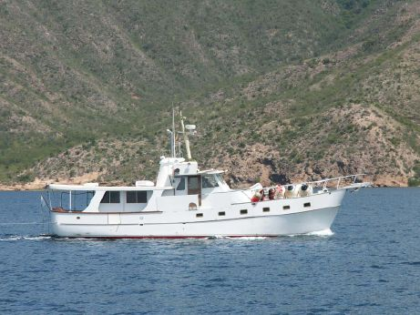 1975 Roughwater Custom Long Range Trawler