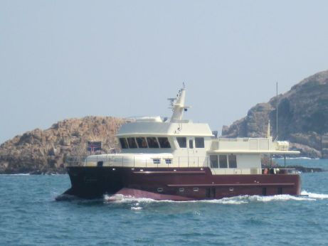 2008 Trawler Cat Marine China 67' Canadian Design Power Cat