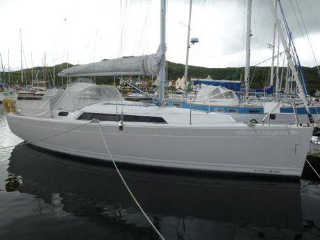 2009 Hanse 320
