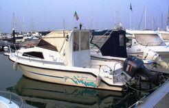 1995 F.lli Longo Sea Gull 6.30 Cabin