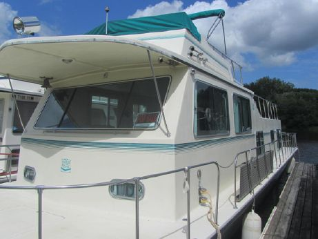 1987 Harbor Master FLYBRIDGE HOUSEBOAT