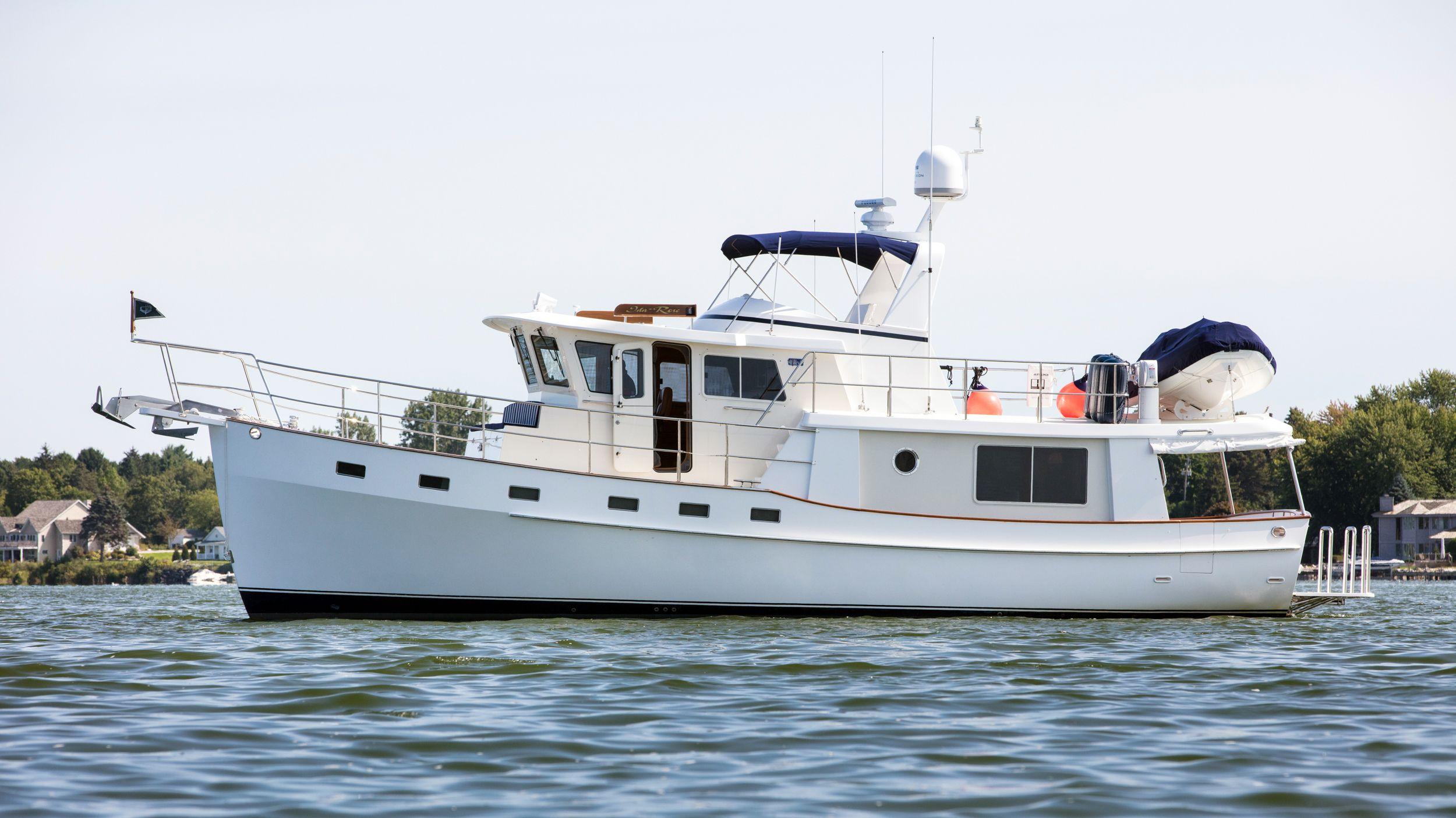 2016 Kadey-Krogen 48 AE Power Boat For Sale - www ...