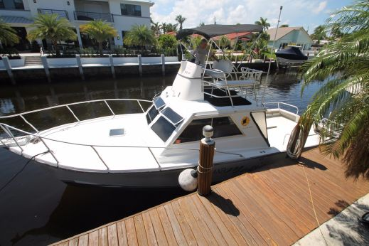 1996 Custom Dive Boat