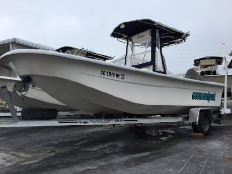 2008 Carolina Skiff 218 DLV