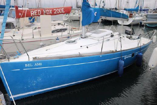 1993 Beneteau First 210