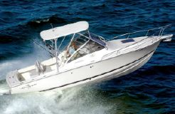 2015 Albemarle 248 Express Fisherman
