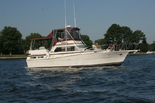 1979 Viking Double Cabin Motor Yacht