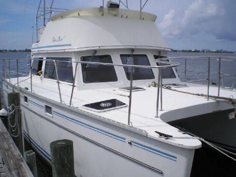 2002 Pdq M/V 34