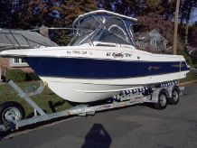 2004 Aquasport 250 Explorer