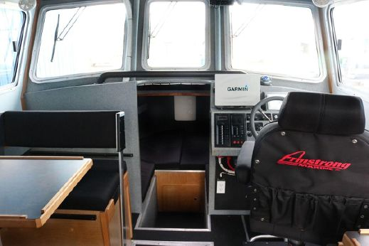 2015 Armstrong Marine 38' Monohull