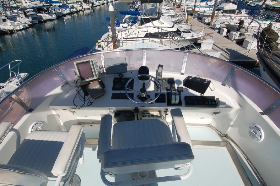 photo of Sea Hawk 48 Sedan /MY