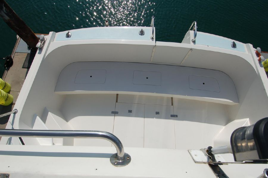 photo of 48' Sea Hawk 48 Sedan /MY