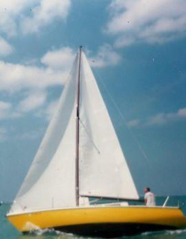 1987 John Holmes Custom 27
