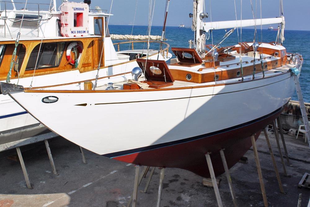 1944 Sparkman Amp Stephens Sloop Sail Boat For Sale Www