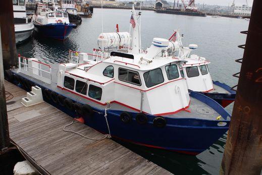 1981 Neuville Boat Works Passenger Vessel