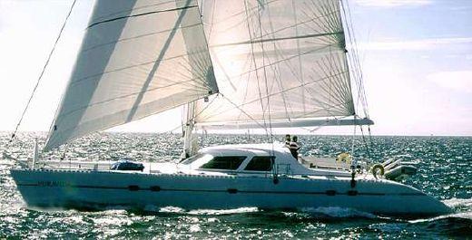 1995 Lagoon 67