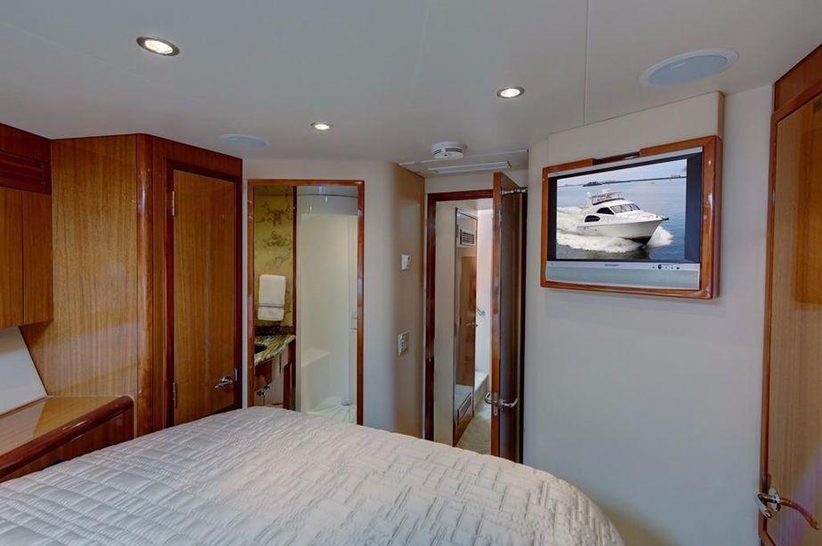 2007 Hatteras 64 Motor Yacht A motor Barco en venta - www.yachtworld.es