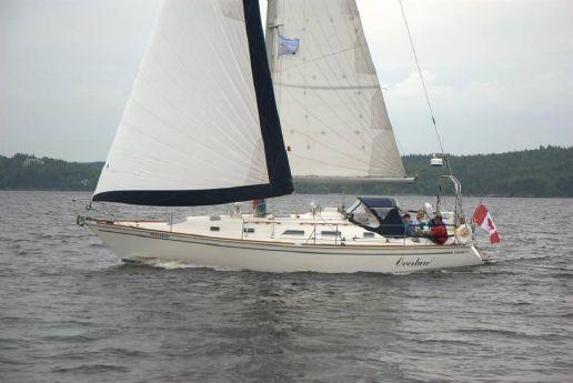 1988 Pearson 39 Mk II