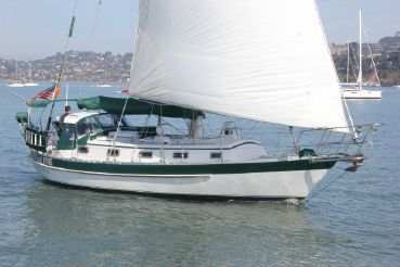 1997 Valiant 39 cutter-rigged sloop