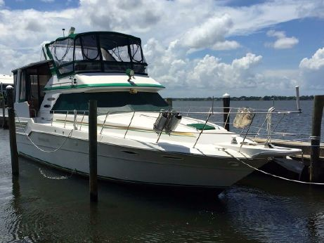 1987 Sea Ray 410 Aft Cabin MY