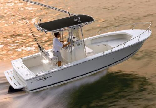 2014 Albemarle 242 Center Console