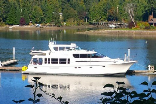 2004 Pacific Mariner Pilothouse
