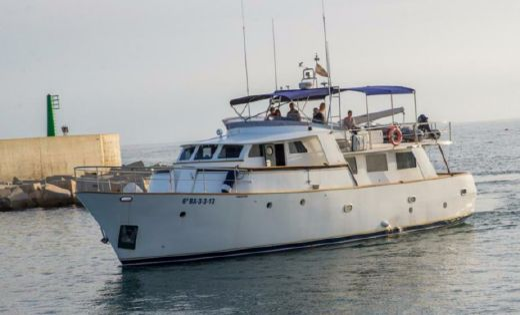 2012 Yacht Trawler Alieva