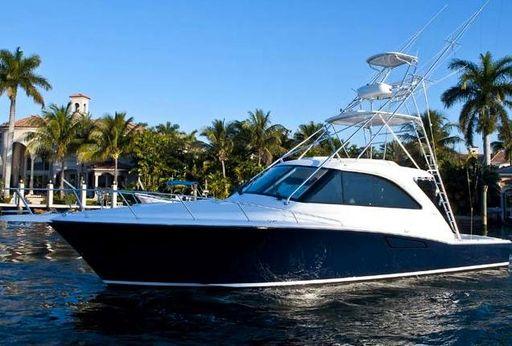 2013 Cabo Yachts 44 Hardtop Express