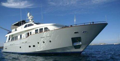 2004 Benetti Sail Division BSD 88 SD RPH