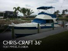 1973 Chris-Craft Commander