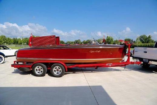 1941 Chris Craft 19 Barrel Back