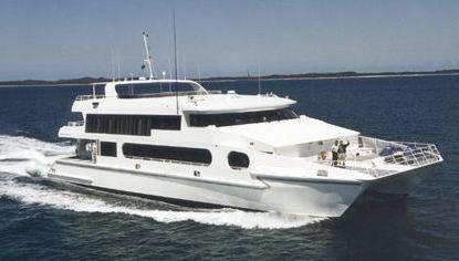 2000 Austal 36m Cruise Cat