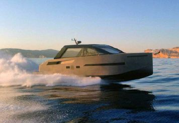 thumbnail photo 2: 2020 De Antonio Yachts D46 Cruiser