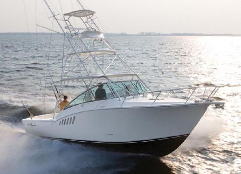 2016 Albemarle A32 Express Fisherman