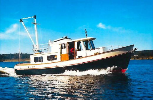 1987 Eagle Transpac 32 Trawler