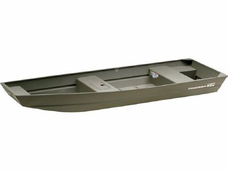 2016 Tracker Boats Topper 1542 Riveted Jon