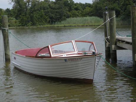 1958 Chris Craft Sea Skiff
