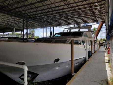 1991 Chediek 105' Motor Yacht
