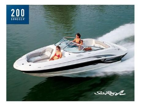 2003 Sea Ray 200 Select