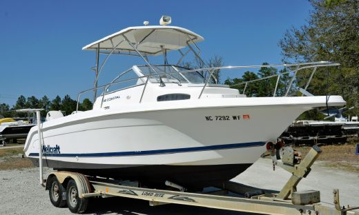 1998 Wellcraft 240 Coastal