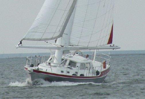 2004 Koopmans 1400 Type Aero Rig