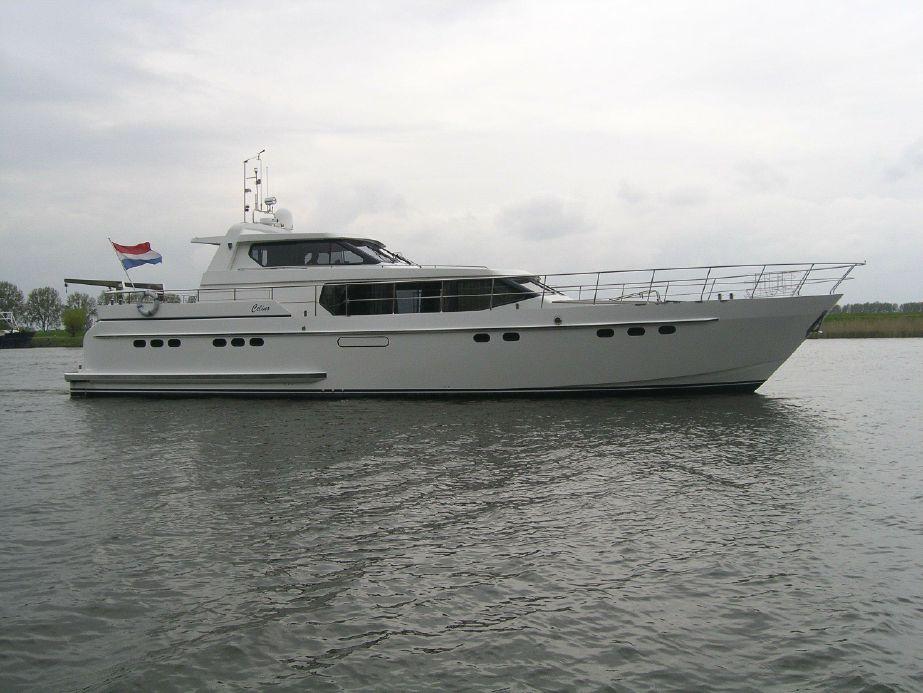 2005 Verhoeven 2100 Wheelhouse Power Boat For Sale - www yachtworld com