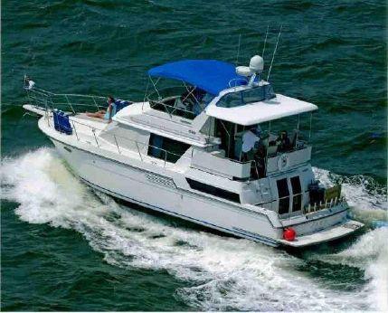 1993 Carver 430 Cockpit Motor Yacht
