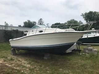 1997 Sport-Craft 232 fishmaster