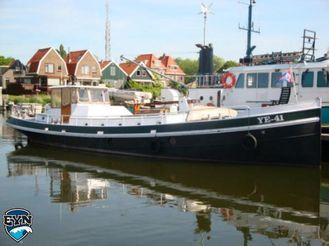 1902 Custom Mussel Kotter Dutch Barge