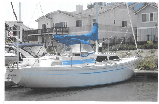 1973 Columbia Yacht