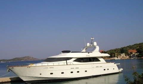 2003 Benetti Sail Division BSD 80 (on-off Model)