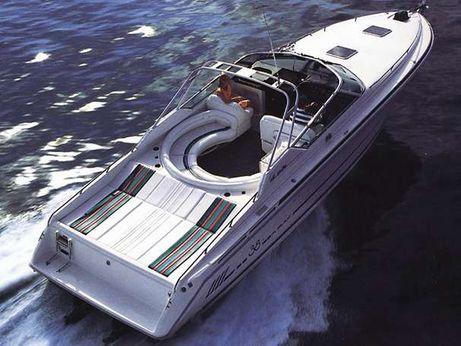 1991 Sea Ray 380 Sun Sport