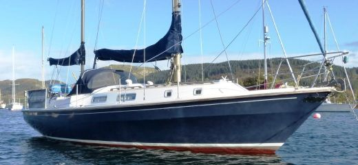 1978 Westerly 33 Ketch