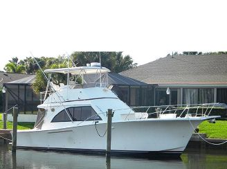 1988 Jersey Boats Inc 42 Jersey Dawn III